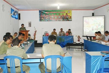Acara dibuka secara resmi oleh Wakil Bupati Kepulauan Selayar, H Saiful Arif, SH