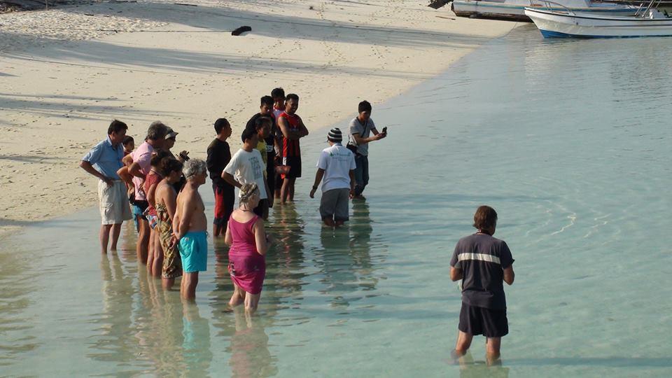 Kunjungan Wisatawan Mancanegara
