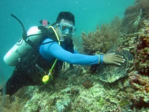 Spot Drifting Turtle3